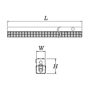 DLB4-140 JP (LED)-DWG