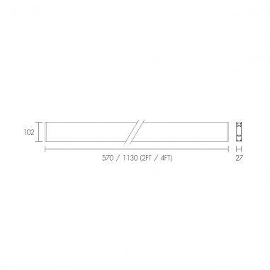 DLED-809AU-1200-54W-DWG