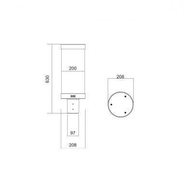 DLED-PL353-2905-DWG