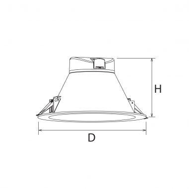 DLED-RD303-1213-DWG